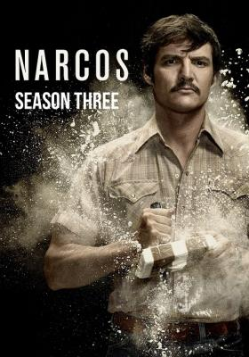 Нарко / Narcos [Сезон: 3] (2017) WEB-DLRip 720p | NewStudio