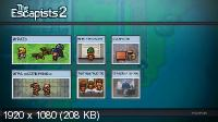 The Escapists 2 [v 1.1.6 + 4 DLC] (2017) PC | RePack от Pioneer