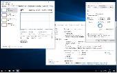 Windows 10 Pro RTM Candidate 16288.1 rs3 LIM by Lopatkin (x86) (2017) [Rus]