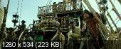 Пираты Карибского моря: Мертвецы не рассказывают сказки / Pirates of the Caribbean: Dead Men Tell No Tales (2017) BDRip-HEVC 720р | Лицензия