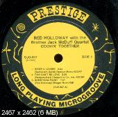Red Holloway With The Brother Jack McDuff Quartet - Cookin' Together (1964) (Remastered 1988)