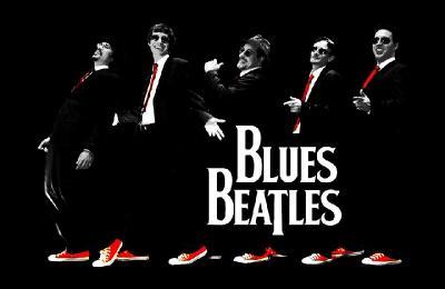 Blues Beatles - Blues Beatles (2017)