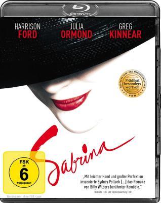Сабрина / Sabrina (1995) BDRip 720p