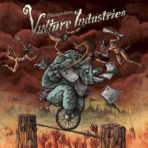 Vulture Industries - Stranger Times (2017)