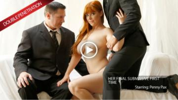 Penny Pax (Penny Submits One Last Time For A Memory / 22.09.2017) HD 720p