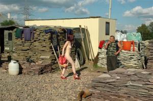 Exhibitionism, Outdoor, Nudism, Public