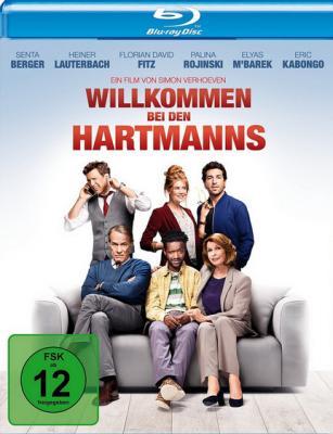 Добро пожаловать к Хартманнам / Willkommen bei den Hartmanns (2016) BDRip 720p
