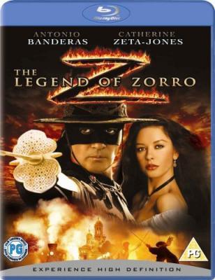 Легенда Зорро / The Legend of Zorro (2005) BDRip 720p