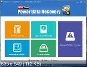 MiniTool Power Data Recovery 7.5 Business Standard / Deluxe / Enterprise / Technician
