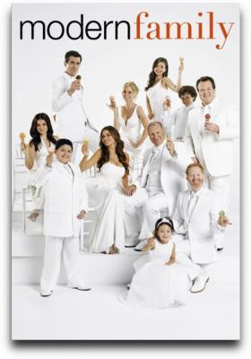 Американская семейка / Modern Family [Сезон: 9] (2018) WEB-DL 720p | LostFilm