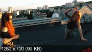 Идеи для фотосессии на улице. Съемка на крыше.  Rooftop shooting (2017)