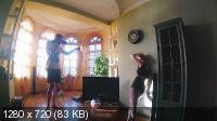 Идеи для фотосессии дома. Солнце, тени, радуга (2017)