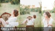 Фотосессия. Невеста в стиле FineArt (2017) HDRip