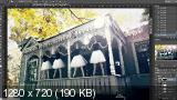 Фотосессия с балеринами в заброшенных усадьбах (2017) HDRip