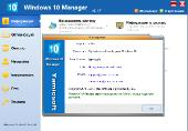 Windows 10 Manager 2.1.7 Final RePack (& portable) by KpoJIuK (x86-x64) (2017) [Multi/Rus]