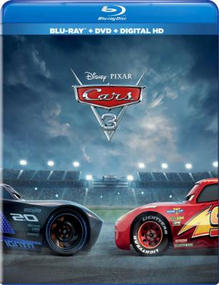 Тачки 3 / Cars 3 (2017) BDRip 1080p