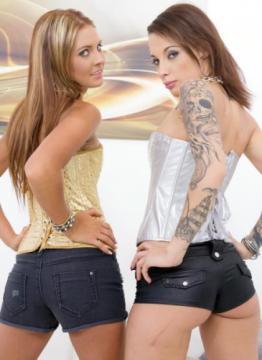 Nikita Bellucci, Timea Bella - Nikita Belucci And Timea Bella In Double Anal Foursome SZ970 (2017) HD 720p