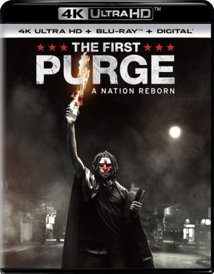 ������ ����. ������ / The First Purge (2018) UHD BDRemux 2160p �� TeamHD | 4K | HDR | iTunes