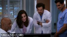 Анатомия страсти / Grey's Anatomy [Сезон: 15, Серии: 1-12 (24)] (2018) WEB-DL 720p | Jaskier