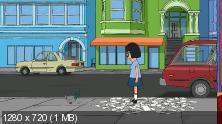 Закусочная Боба / Бургеры Боба / Bob's Burgers (9 сезон: 9 выпусков из 22) (2018) WEBRip от Jaskier