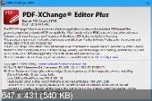 PDF-XChange Editor Plus Portable 7.0.327.0 + OCR 32-64 bit FoxxApp