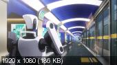 Деррида, покоривший время / RErideD: Tokigoe no Derrida [01-04 из 12] (2018) WEBRip 1080p | AniFilm