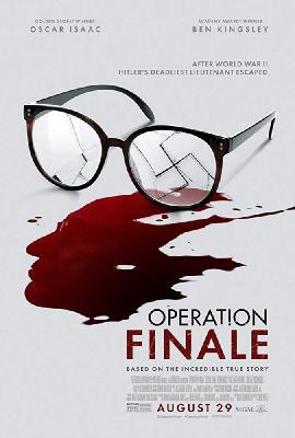 Операция «Финал» / Operation Finale (2018)