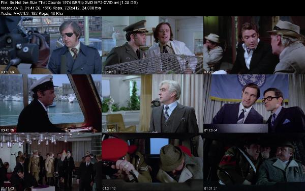 Its Not the Size That Counts 1974 BRRip XviD MP3-XVID