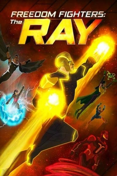 The Ray Freedom Fighters 2018 BDRip x264-VoMiT