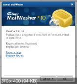 MailWasherPRO Portable 7.11.10 FoxxApp