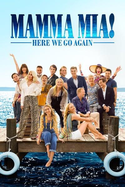 Mamma Mia Here We Go Again 2018 720p WEB-DL DD5 1 H264-CMRG[]