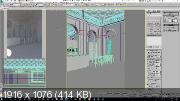 Профессиональная Визуализация Интерьера (2017) Видеокурс