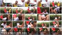 OutInPublic.com: (Carter Jacobs, Connor Maguire, Hayden Richards) - Three Guys & A Chevy [HD 720p] -