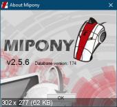 Mipony Portable 2.5.6 DB 174 FoxxApp