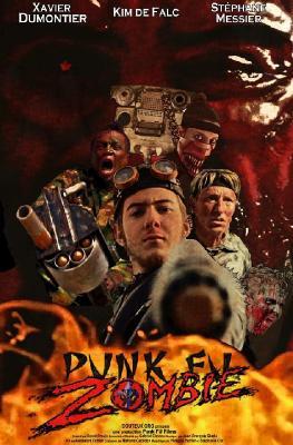 Панк Фу Зомби / Punk Fu Zombie (2017)