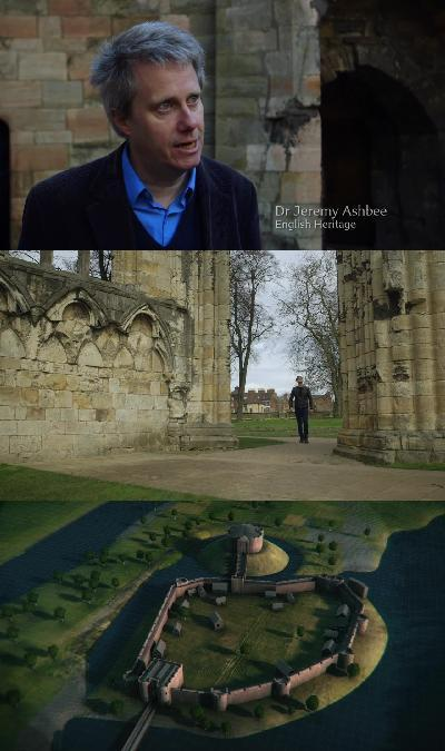 Secrets Of Great British Castles Series 2 3Of6 York Castle 720P Hdtv X264 Aac