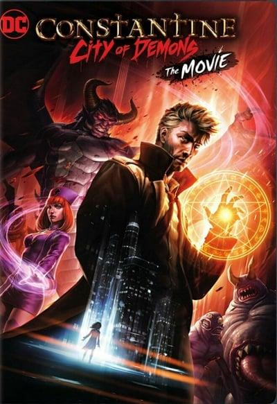 Constantine City Of Demons The Movie 2018 1080P Bluray X264 Dts-fgt