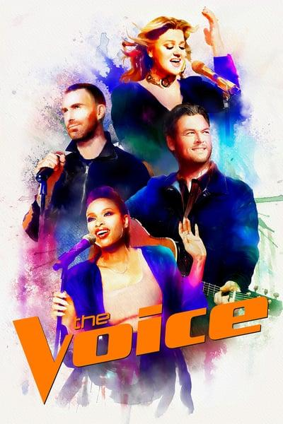 The Voice S15E06 XviD-AFG