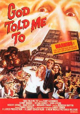 Бог Велел Мне (Демон) / God Told Me To (Demon) (1976)