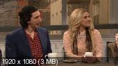Субботним вечером в прямом эфире / Saturday Night Live (44 сезон: 10 выпусков из 21) (2018-2019) WEBRip 1080p - Sub
