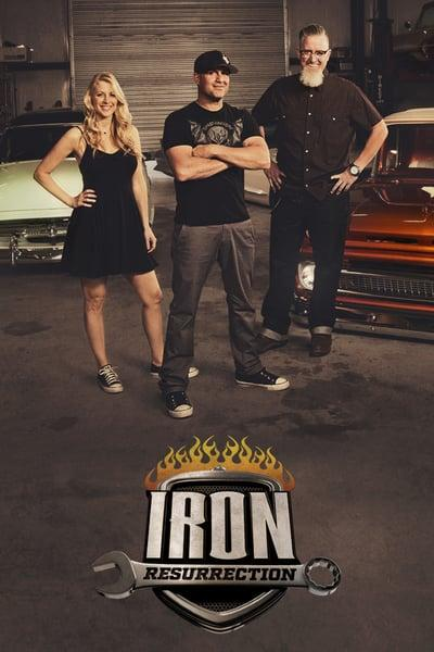 Iron Resurrection S03E07 Chop Top-Part 2 720p WEBRip x264-CAFFEiNE
