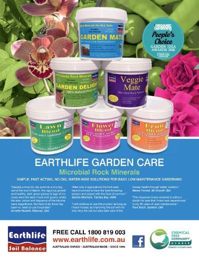 2018-11-01 Good Organic Gardening