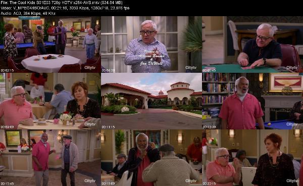 The Cool Kids S01E03 720p HDTV x264-AVS