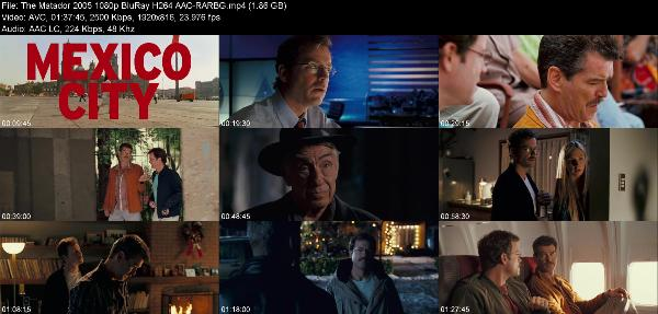 The Matador 2005 1080p BluRay H264 AAC-RARBG