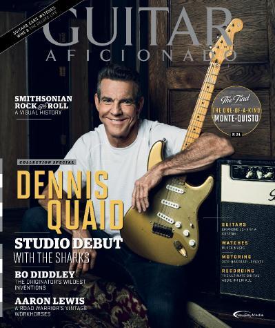 Guitar Aficionado  January February (2018)