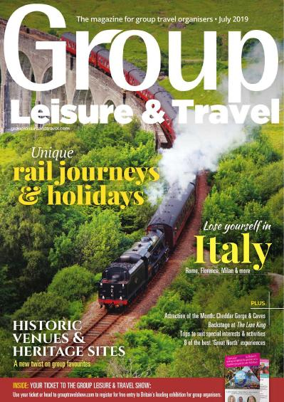 Group Leisure & Travel  July (2019)