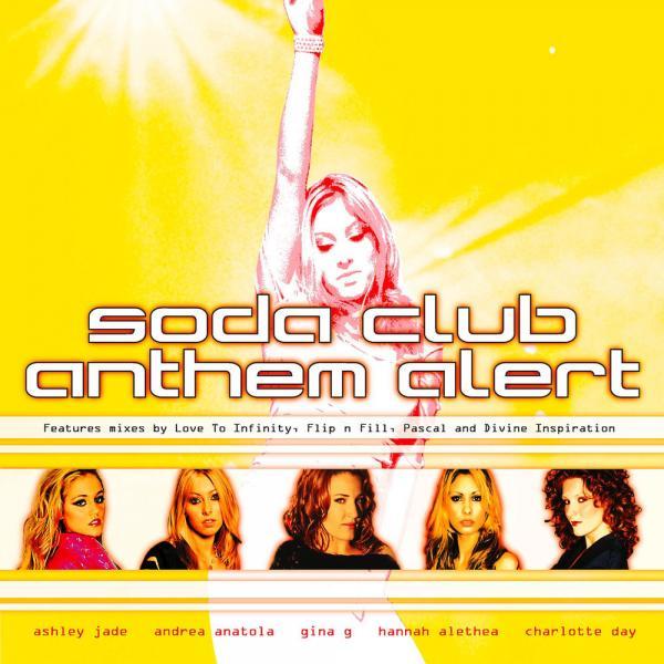 Soda Club   Anthem Alert Cept9  (2004) Justify Int