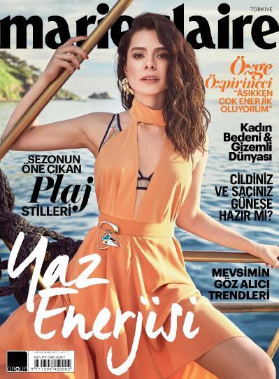 Marie Claire Turkey  Haziran (2017)