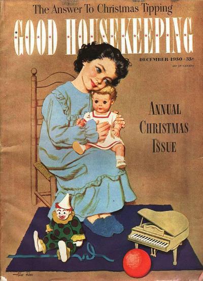 Good Housekeeping   December (1950)