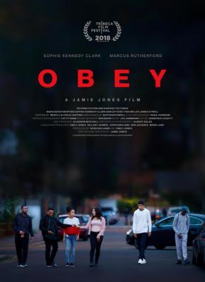 Подчиняйся / Obey (2018) WEB-DL 1080p | HDRezka Studio